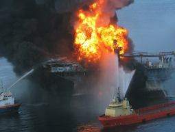 Fitime, ndotje dhe mashtrim BP dhe rrjedhja e naftës