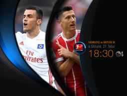 Hamburg vs Bayern M., 21 tetor, ora 18:30, SS4