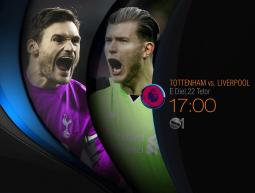 Tottenham vs Liverpool, 22 tetor, ora 17:00, SS1
