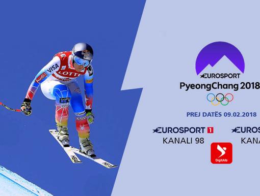 Lojrat Olimpike PyeongChang 2018